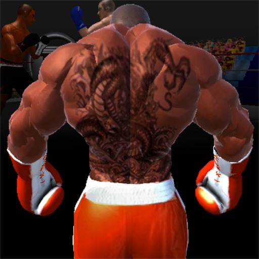 Виртуальный бокс 3D Борьба игра