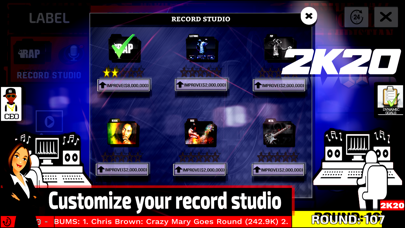 Music Label Manager 2K20 screenshot 9