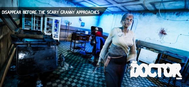 Mad Granny Doctor