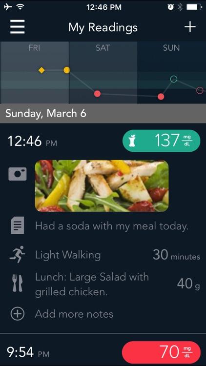 CONTOUR DIABETES app (BE) screenshot-3