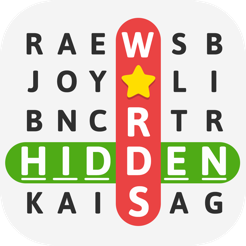 Word Search: Hidden Words on the App Store