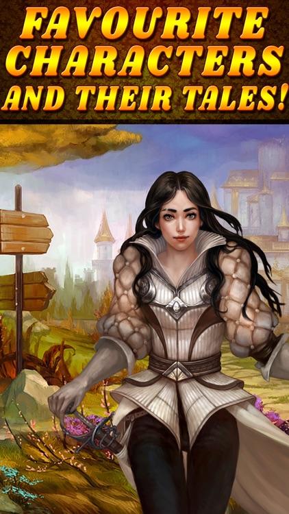 Shadow Kingdom Solitaire screenshot-7