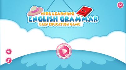 Kids Learning English Grammar screenshot 2