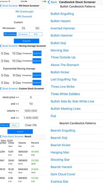 Stock Screener - Stock Scanner screenshot-6