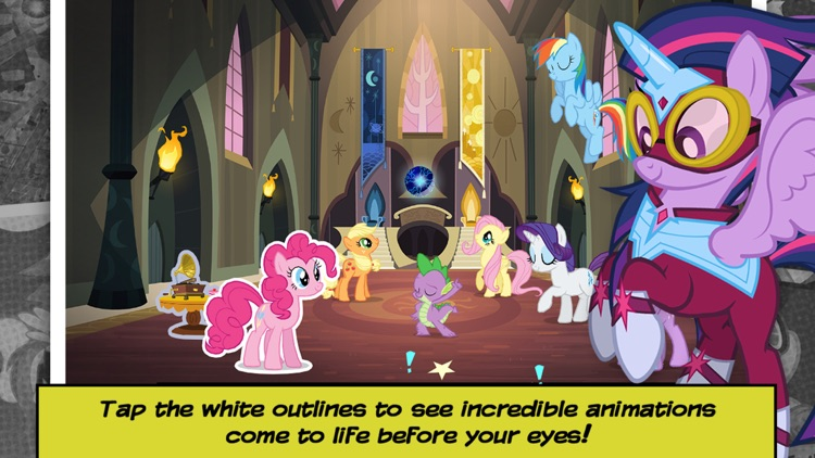 My Little Pony: Power Ponies screenshot-2