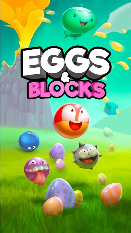 Eggs & Blocks screenshot-5