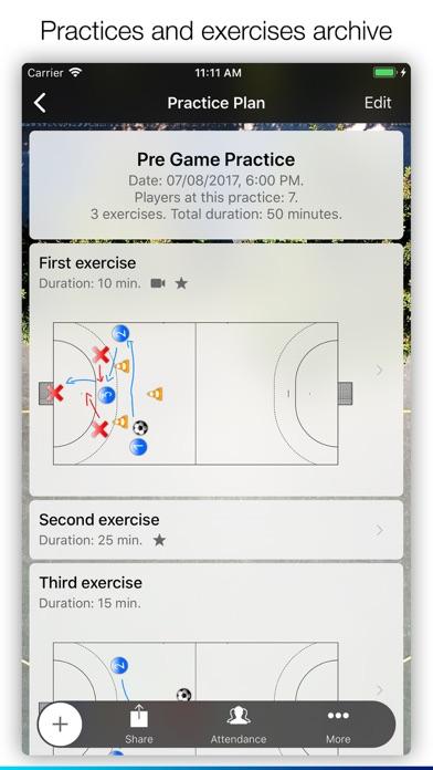Screenshot #3 pour Assistant Coach Handball