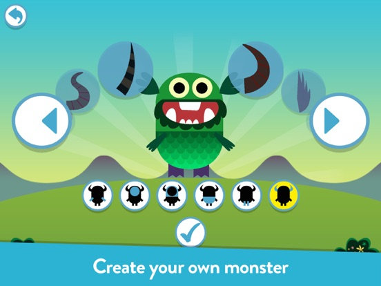 iPad Image of Teach Your Monster to Read