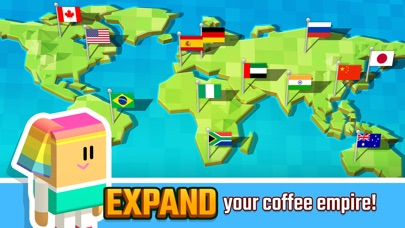 Idle Coffee Corp screenshot 5