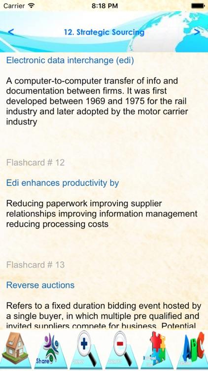 Supply Management Exam P3 screenshot-3