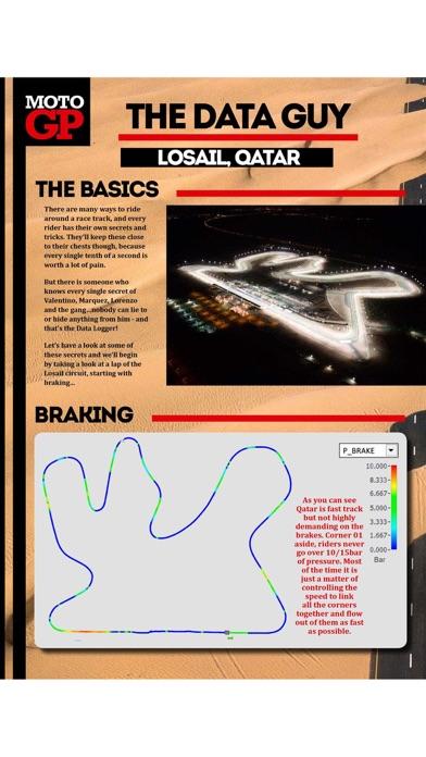 Motorcycle Racer Magazine screenshot 6