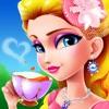 梦幻小公主的茶话会 - 换装化妆游戏