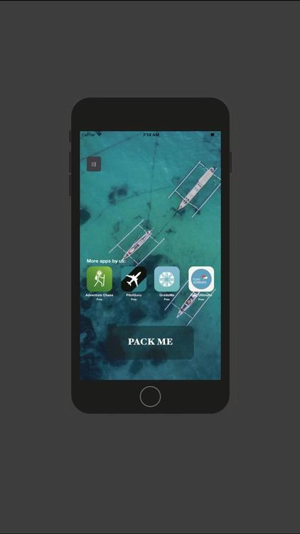 Pack ME: Smart Packer screenshot-3