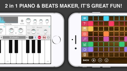 Beats Maker & Easy Piano Pro | Apps | 148Apps