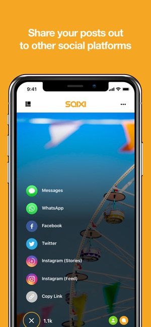 Sqixi on the App Store
