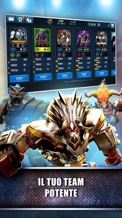 Screenshot of Real Steel World Robot Boxing5