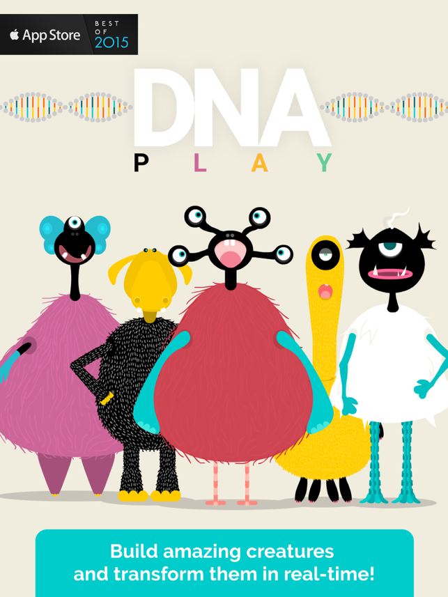 ‎DNA Play Screenshot
