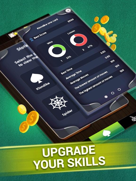 Magic Solitaire - Card Games screenshot 9