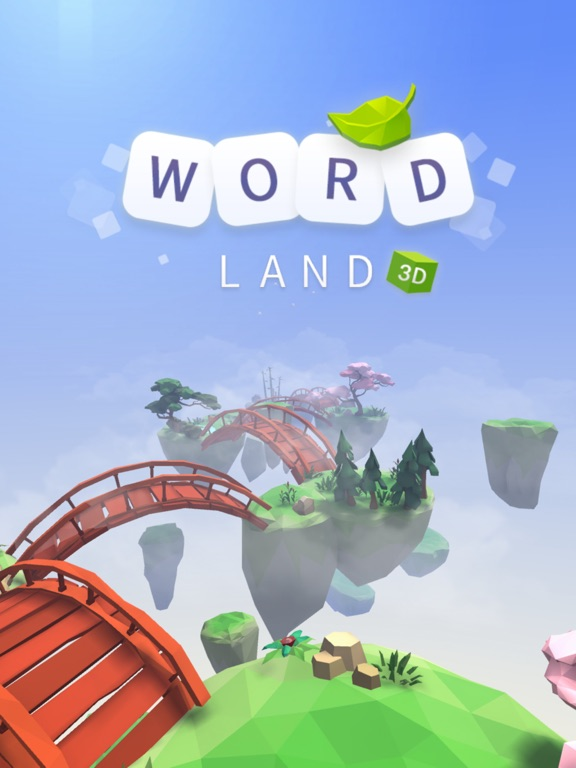 Word Land 3Dのおすすめ画像1