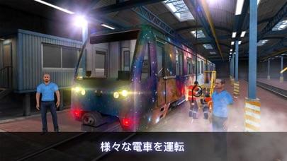 Subway Simulator 3D - 電車運転のおすすめ画像2