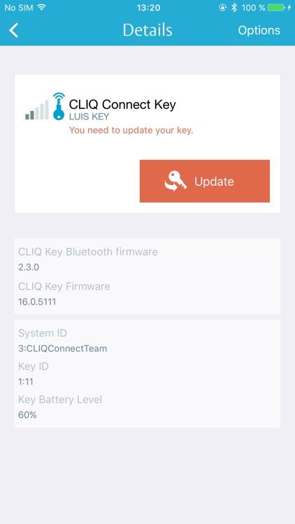 CLIQ Connect