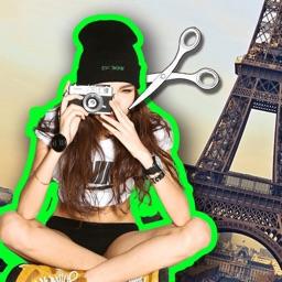 Cut & Paste Photo Blender