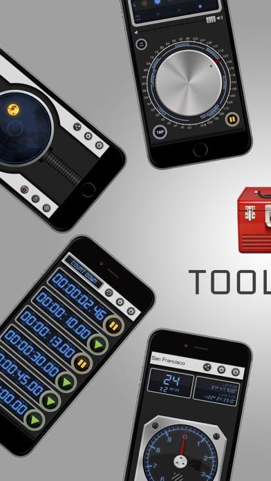 Screenshot #1 pour Toolbox - Mesure Outils