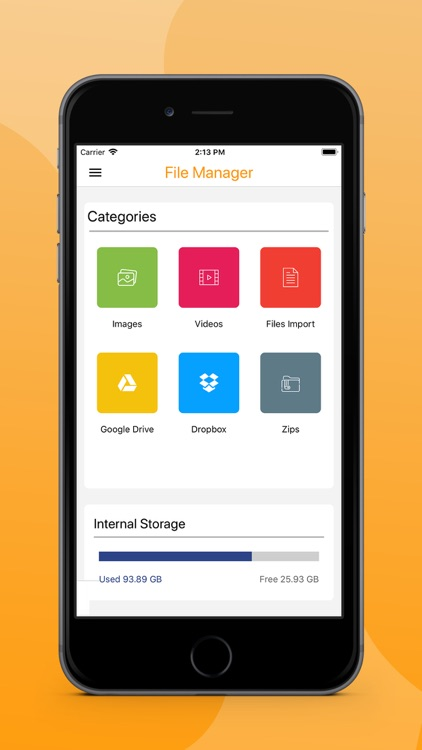 File Manager screenshot-2