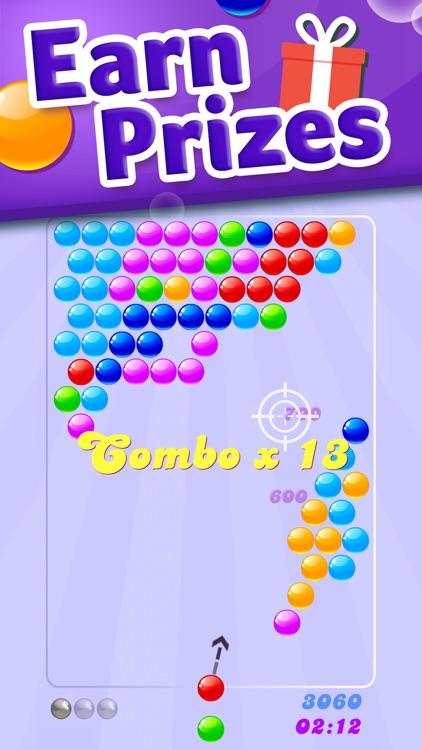 Bubble Shooter! Tournaments screenshot-3