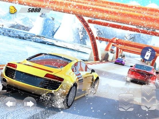 Extreme Snow Car Winter Drive screenshot 8