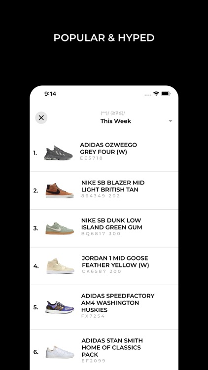 HXPE - Sneaker Alerts screenshot-5