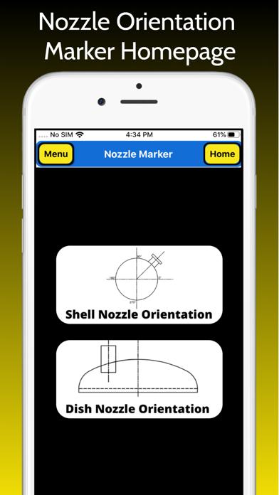 Nozzle Orientation Marker screenshot 1