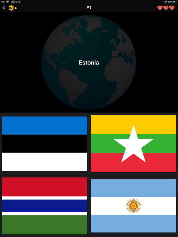 Flags and Countries screenshot 11