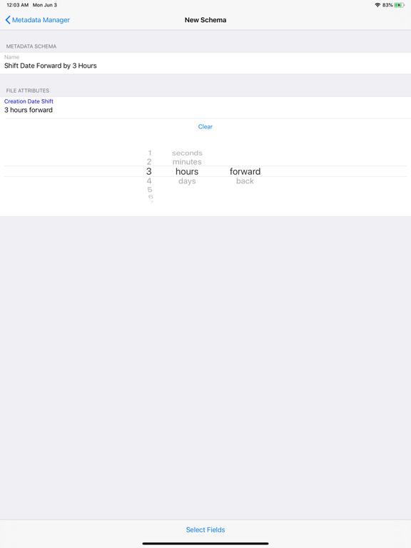 Metadata Pro Screenshots