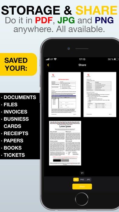 Scan Easy - PDF Scanner App screenshot 3