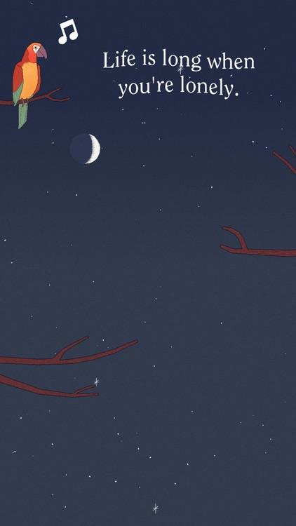 Bird Alone screenshot-6
