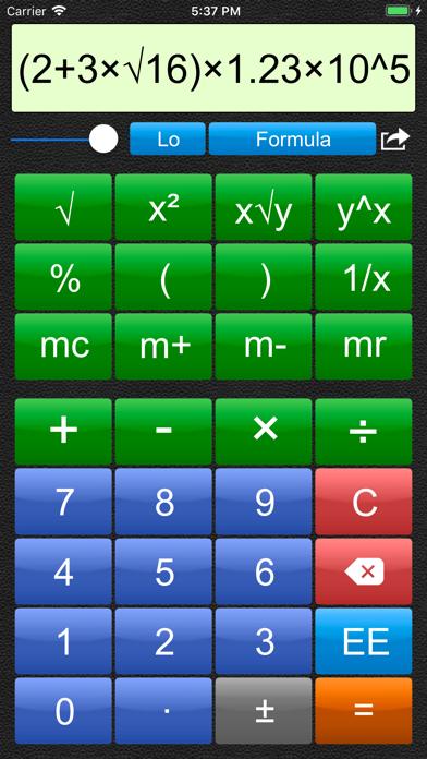 Talking Calculator review screenshots