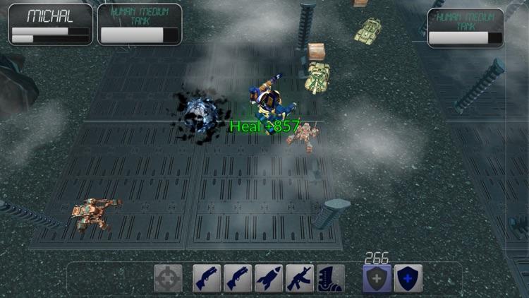 Mech Riders screenshot-5