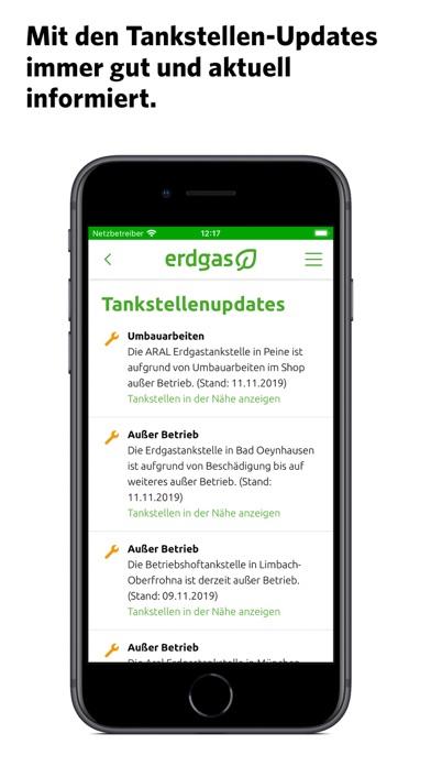 messages.download Tankstellen CNG & LNG software