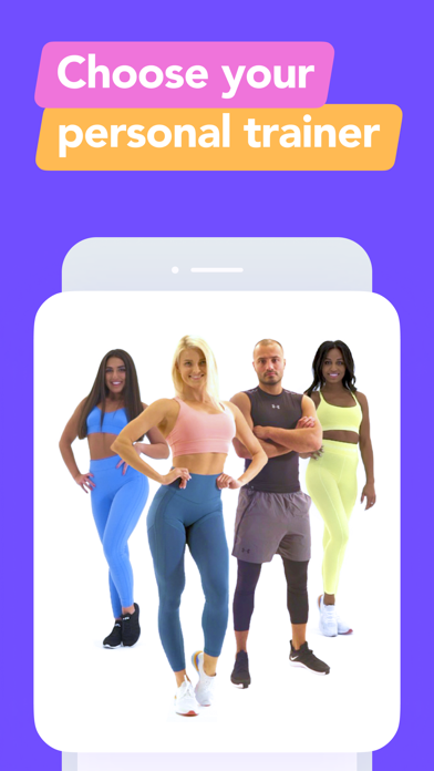 Fitingo®- Weight Loss Workouts Screenshot