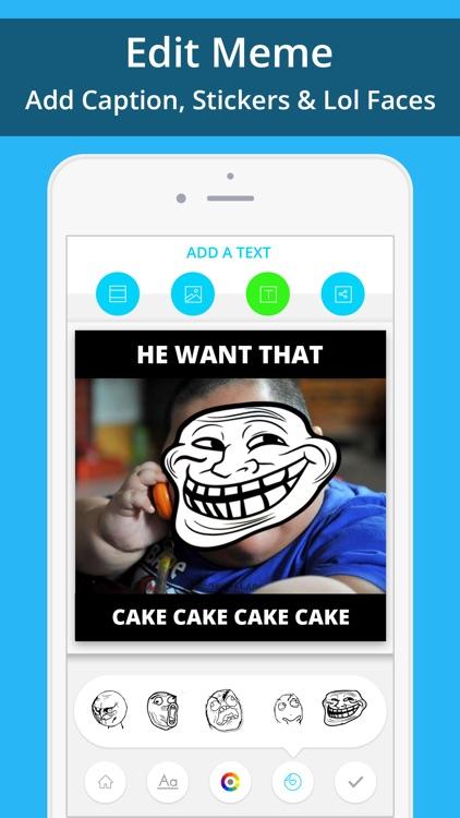 Meme Creator: Make Dank Memes screenshot-4
