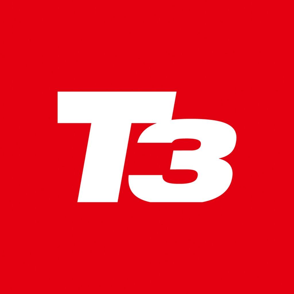 T3 Magazine for iPad & iPhone