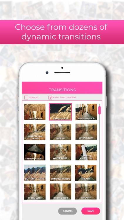 Slideshow Magic- With Music screenshot-6