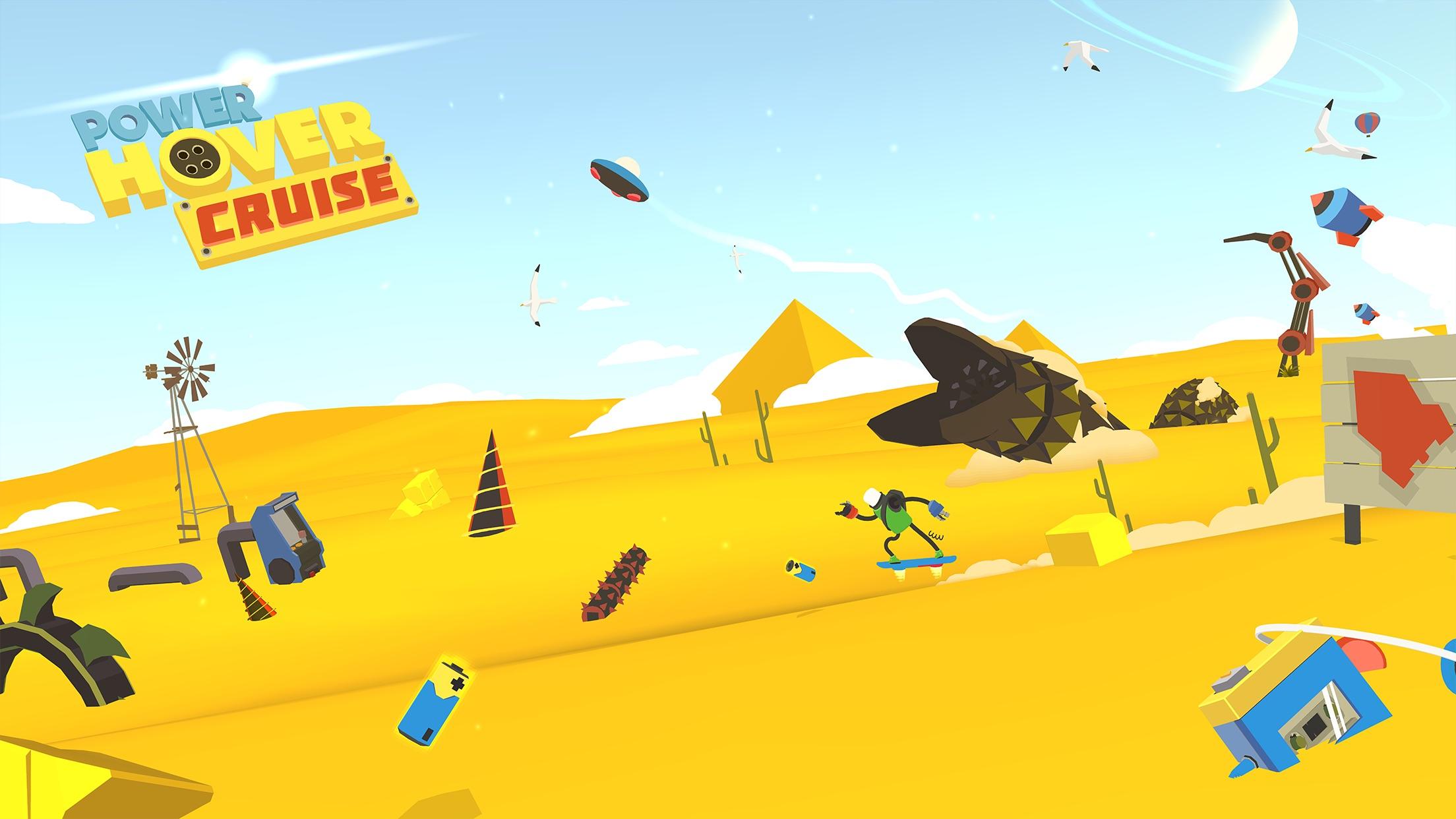 Power Hover: Cruise Screenshot