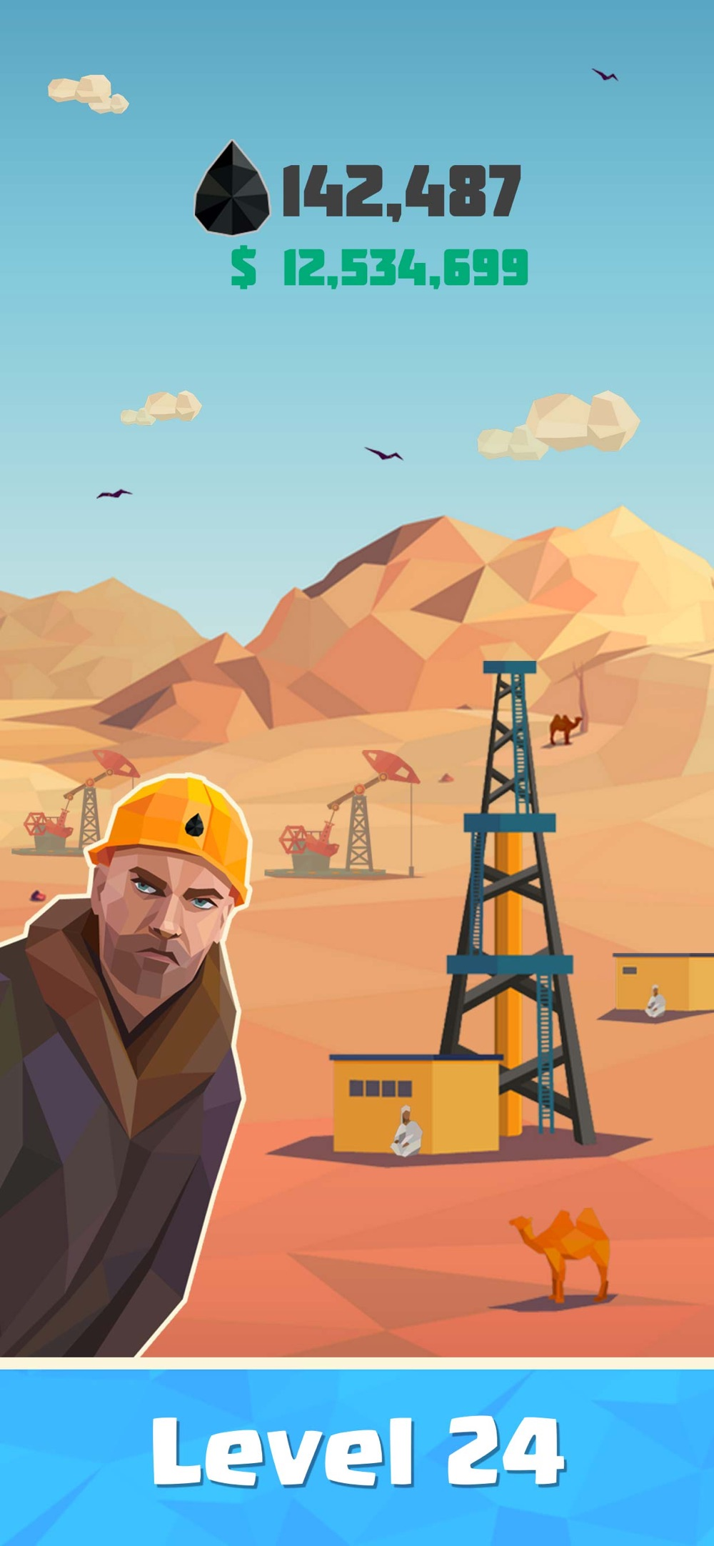 Oil Tycoon - Gas Idle Factory hack tool