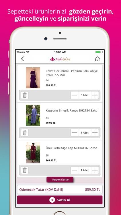 Moda Selvim : Modada Tercihin screenshot-4