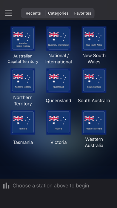 Radio Australia - Radio AU screenshot three