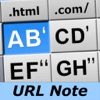 AEI Keyboard URL Note - iPhoneアプリ
