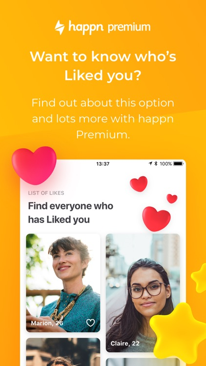 happn — Dating app screenshot-4