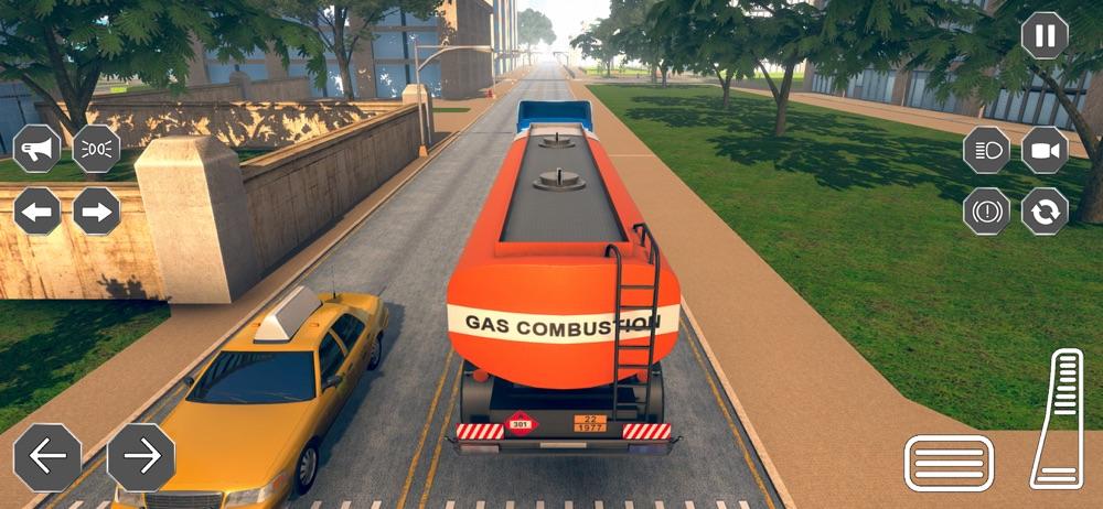 Oil Transport Truck Driving 3D hack tool